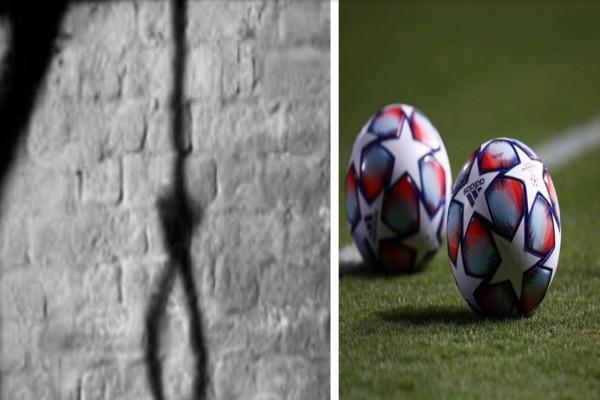 Σοκ: Αυτοκτόνησε 26χρονος ποδοσφαιριστής