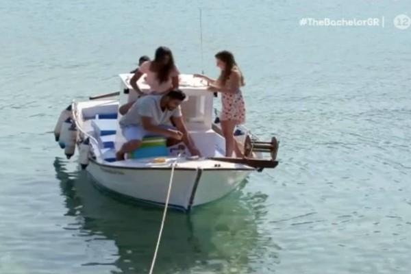 The Bachelor: Από ψάρεμα… δεν το έχει - Φοβήθηκε τα δολώματα και ξενέρωσε τον Βασιλάκο