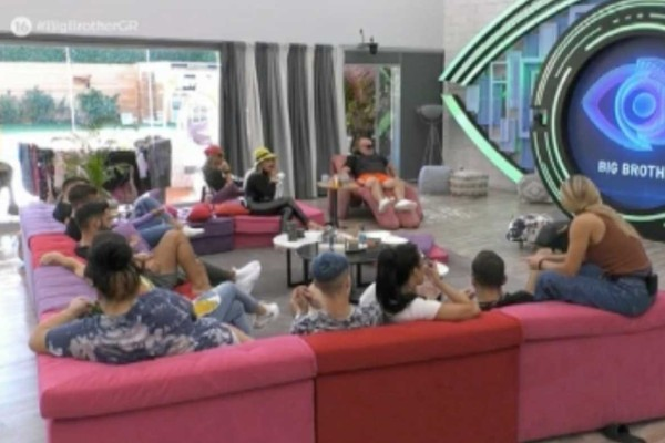Big Brother: Απίστευτη καραμπόλα στο σπίτι - Αυτοί είναι οι υποψήφιοι προς αποχώρηση
