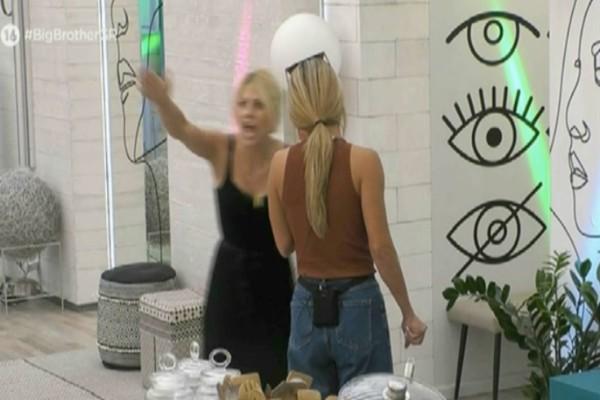 Big Brother: Τα έκαναν λαμπόγυαλο Άννα Μαρία και Σοφία - Άγριος καβγάς και ουρλιαχτά στο σπίτι