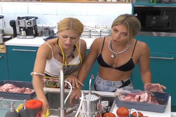 Big Brother: Ξεκατινιάσματος… συνέχεια για Άννα Μαρία και Σοφία - «Εσύ και τα στρατιωτάκια σου…»