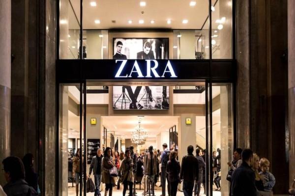 ZARA: Τρέξτε να προλάβετε την μπλούζα ριπ που θα απογειώσει το στυλ σας σε τιμή σοκ