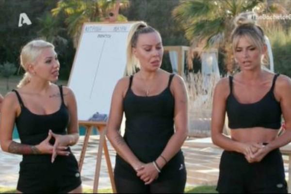 The Bachelor: Ο τσακωμός και οι 2... αποχωρήσεις - Δείτε τα highlights