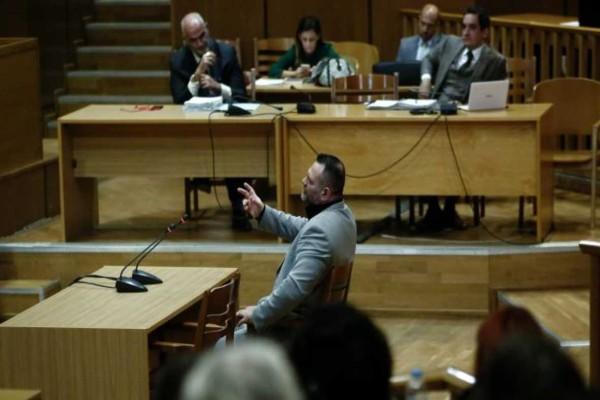 Δίκη Χρυσής Αυγής: Επίθεση Γιάννη Λαγού στην πρόεδρο