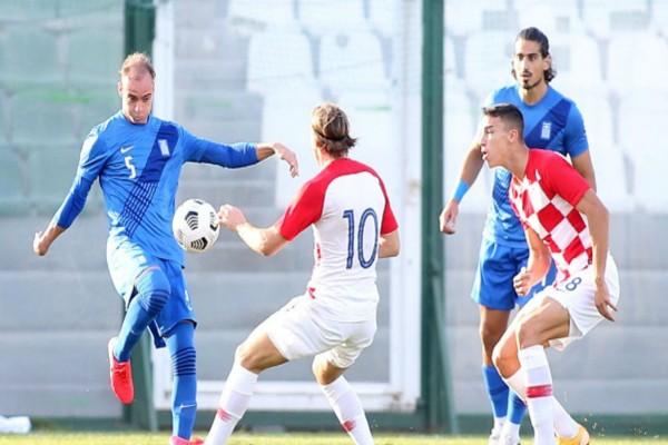 Euro U21: Απομακρύνεται από το... όνειρο η Εθνική Ελλάδος