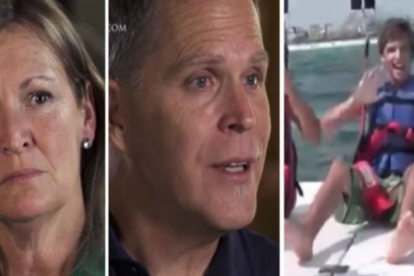 Γονείς είναι συγκλονισμένοι μετά τον θάνατο του γιου τους - Τότε οι φίλοι του τους είπαν να δουν το μυστικό του βίντεο και...