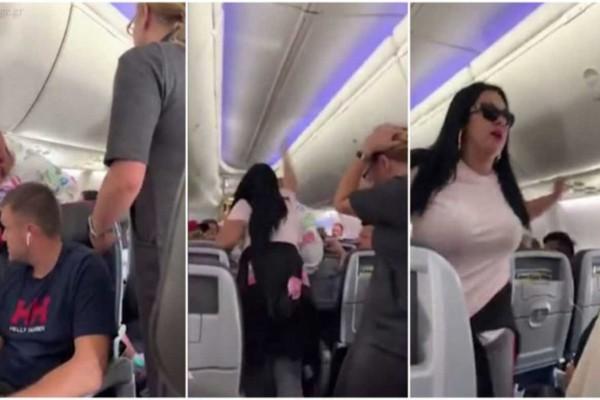 36χρονη έκανε χαμό στο αεροπλάνο για τον πιο αδιανόητο λόγο - Ο άνδρας της…