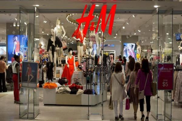 H&M: Κόλαση η τζιν σαλοπέτα από τη νέα collection