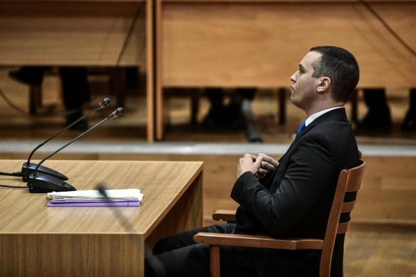 Δίκη Χρυσής Αυγής: Ο Κασιδιάρης καταγγέλει παρέμβαση από συνεργάτη του Σαμαρά