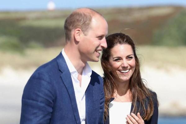 Άναυδη η Κέιτ Μίντλετον - Είδε τον Πρίγκιπα Ουίλιαμ... με άλλη γυναίκα