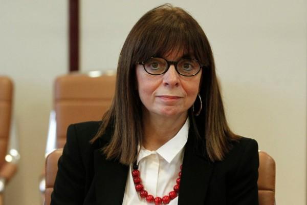 Σακελλαροπούλου: Έκκληση σε όλους να στηρίξουν τα μέτρα προστασίας κατά του κορωνοϊού