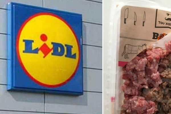 Σάλος με τα Lidl: Πελάτης αγόρασε κρέας και είδε μέσα... - Τραγικό περιστατικό