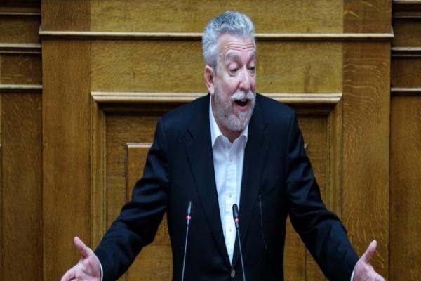 Παραιτήθηκε από την Κεντρική Επιτροπή του ΣΥΡΙΖΑ ο Σταύρος Κοντονής