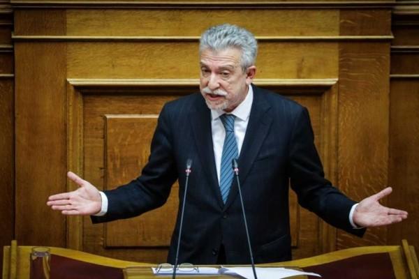 Δίκη Χρυσής Αυγής: Διέγραψε τον Κοντονή ο ΣΥΡΙΖΑ