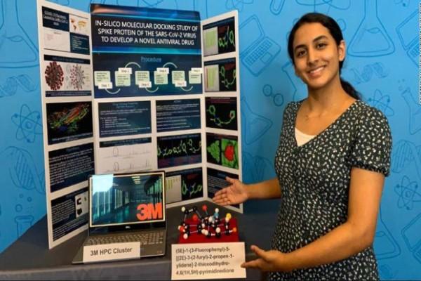 Απίστευτο: 14χρονη βρίσκεται ένα βήμα πιο κοντά στην θεραπεία για τον κορωνοϊό - Η ανακάλυψη που αλλάζει τα δεδομένα