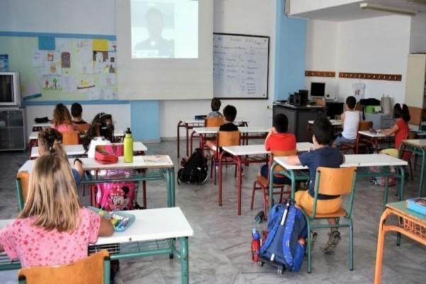 Συναγερμός σε σχολείο της Κρήτης: Εντοπίστηκε κρούσμα σε γονέα μαθητών