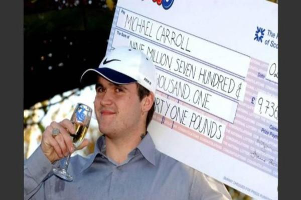 Στα 19 του κέρδισε 11 εκ. ευρώ - Σήμερα είναι σε ένα ορυχείο και...
