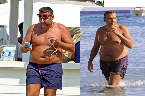 """ΣΟΚ: Πόσα κιλά έχει φτάσει ο Γιώργος Λιάγκας - Με προσοχή το """"κλικ""""..."""