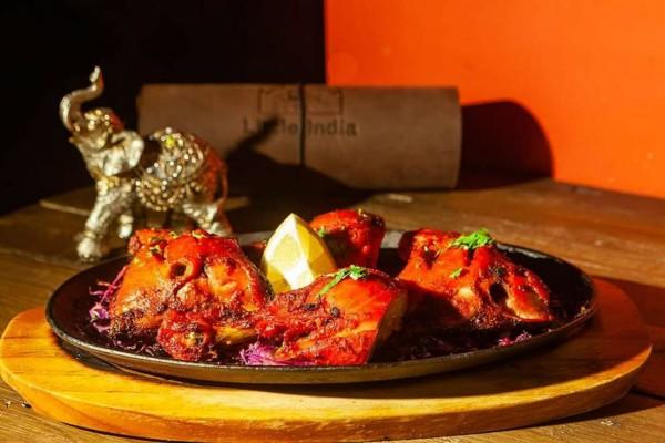 Το AthensMagazine.gr σε συνεργασία με το Little India κληρώνει ένα τραπέζι με πλήρες γεύμα για 4 άτομα