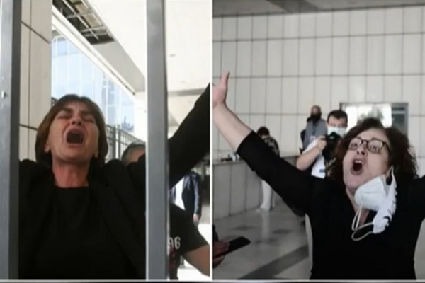 «Ο Παύλος και η Ελένη ίσως να χαμογελούν...» - Συγκλονίζουν τα λόγια της μητέρας της Τοπαλούδη για τη Μάγδα Φύσσα (Video)