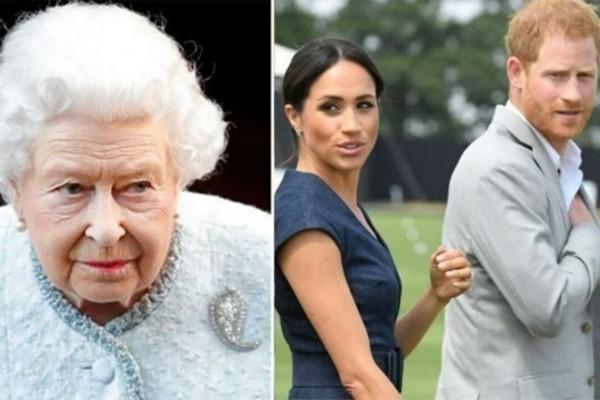 Χαμός στο Buckingham: Νέο «χαστούκι» στη Βασίλισσα Ελισάβετ από Μέγκαν Μάρκλ και Χάρι