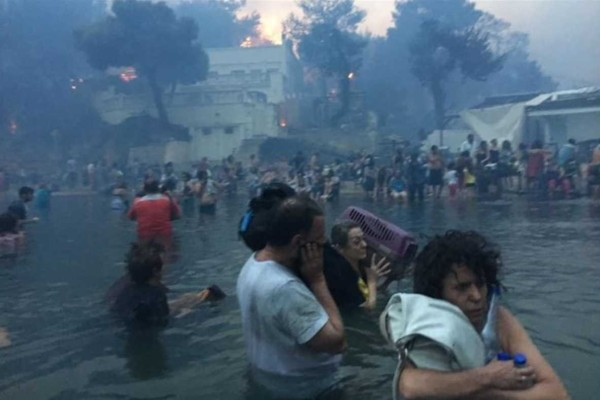 Τραγωδία στο Μάτι: Ελεύθερος χωρίς όρους ο Δήμαρχος Ραφήνας-Πικερμίου