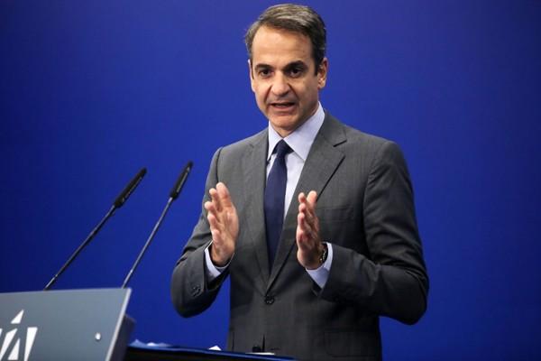 Ανακοινώνει νέα μέτρα για τον κορωνοϊό σήμερα ο Μητσοτάκης - Τι θα ισχύσει με εστίαση και περιορισμό κυκλοφορίας