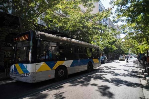 Κορωνοϊός: Απίστευτο περιστατικό οδηγού λεωφορείου με αστυνομικούς για την μάσκα (video)