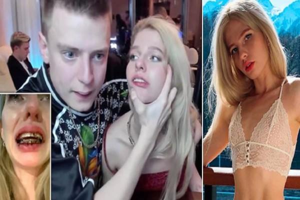 21χρονο μοντέλο ξυλοκοπήθηκε άγρια από γνωστό Ρώσο Youtuber - Προσοχή: Σκληρό βίντεο!