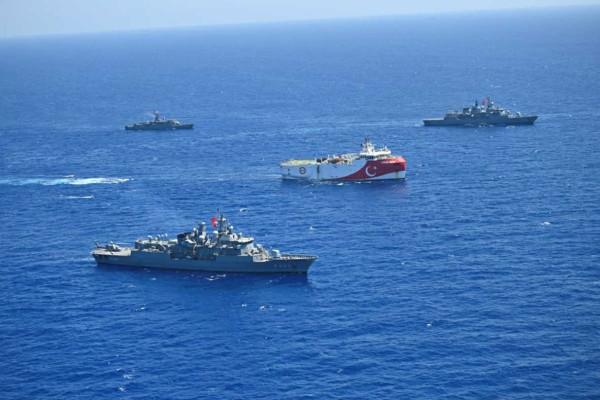 ΥΠΕΞ για νέα τουρκική NAVTEX: Συνιστά μείζονα κλιμάκωση και ευθεία απειλή