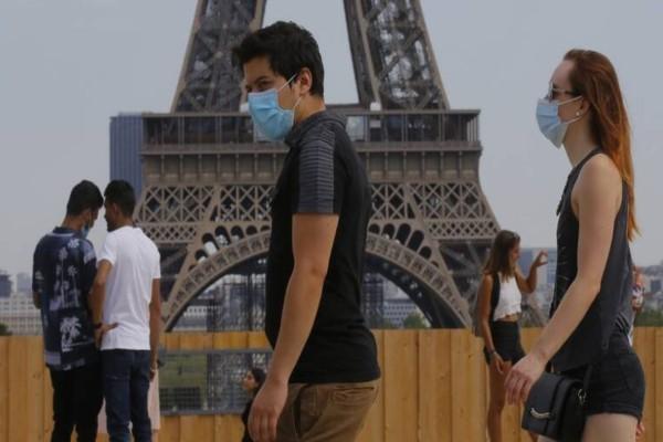 Γαλλία: Από αύριο απαγόρευση κυκλοφορίας στο Παρίσι και άλλες οκτώ πόλεις