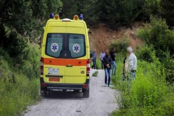 Τραγωδία στον Παρνασσό: Νεκρός 49χρονος που πήγε να κόψει ξύλα