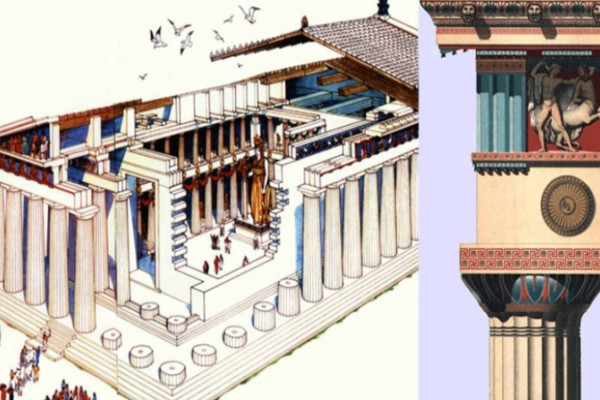 Το τεράστιο μυστικό των Αρχαίων Ελλήνων: Γι' αυτό ο Παρθενώνας μένει όρθιος επί 2.500 χρόνια ενώ δεν έχει θεμέλια!