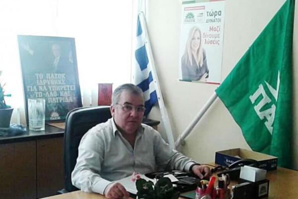 Θρήνος στο ΠΑΣΟΚ: Πέθανε ο Λευτέρης Παπαδόπουλος