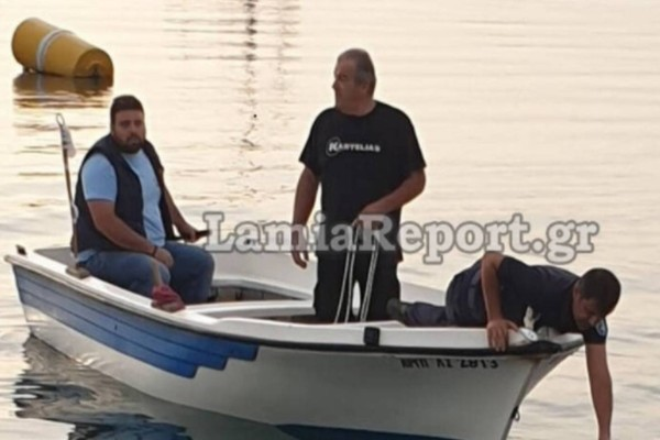 Φρίκη για ψαράδες στη Στυλίδα: Τα δίχτυα τους δεν έκρυβαν ψάρι αλλά...