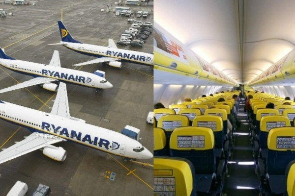 Ryanair: Πετάξτε σε αγαπημένο ελληνικό προορισμό μόνο με 14 ευρώ