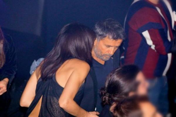 Χωρίζει μετά από 4 χρόνια ο Σπύρος Παπαδόπουλος; Οι φωτογραφίες που οργιάζουν!