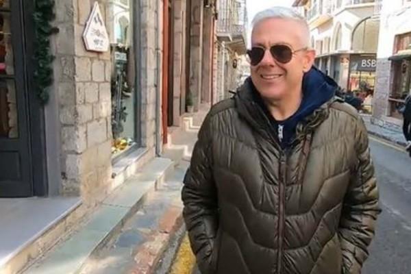 Απίθανο δώρο από τον Τάσο Δούση: Κερδίστε ένα Σαββατοκύριακο στην Αράχωβα στο πολυτελέστατο DOMOTEL ANEMOLIA MOUNTAIN RESORT