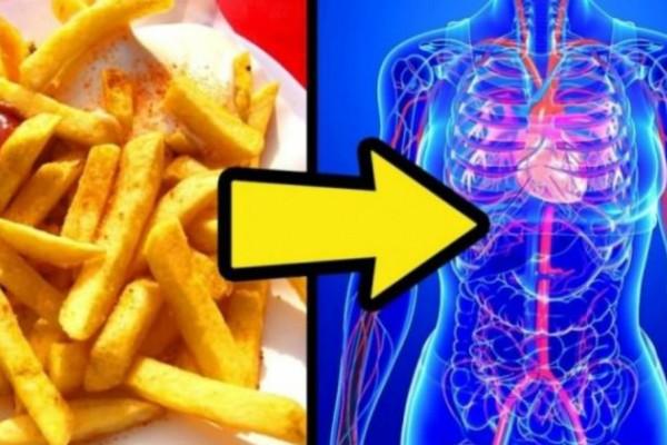 Οι τηγανιτές πατάτες δεν είναι τόσο ανθυγιεινές όσο νομίζετε - 3+1 τροφές που δεν είναι τόσο επιβλαβείς για την υγεία