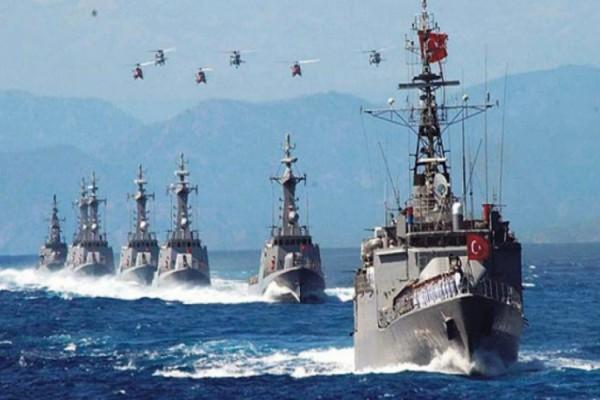 Νέες προκλητικές ενέργειες της Τουρκίας με Navtex ανήμερα της 28ης Οκτωβρίου