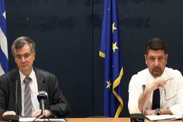 Κορωνοϊός: Έξαλλος ο Νίκος Χαρδαλιάς με ερώτηση δημοσιογράφου - Η απάντηση για τον Σωτήρη Τσιόδρα