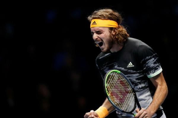 Roland Garros: Με άνεση στους 16 ο Τσιτσιπάς