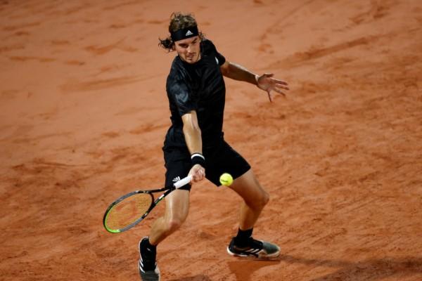 Roland Garros: Στην 8άδα ο Στέφανος Τσιτσιπάς  - Νίκησε εύκολα τον Ντιμιτρόφ (Video)