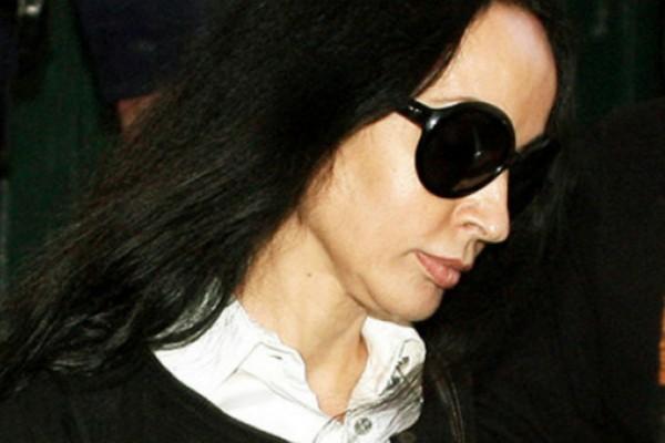 Στο νοσοκομείο η σύζυγος του Άκη Τσοχατζόπουλου, Βίκυ Σταμάτη (photo)