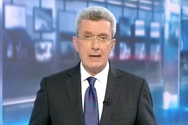 Ανάσταση για τον Νίκο Χατζηνικολάου - Επιστρέφει στη «μάχη» ο δημοσιογράφος