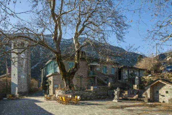 Η φωτογραφία της ημέρας: Τσεπέλοβο - Το πιο απομακρυσμένο χωριό του Ζαγορίου