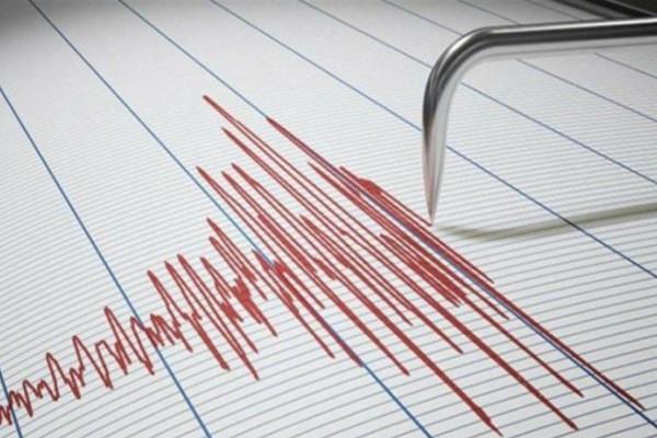 Σεισμός 3,4 Ρίχτερ στη Κρήτη