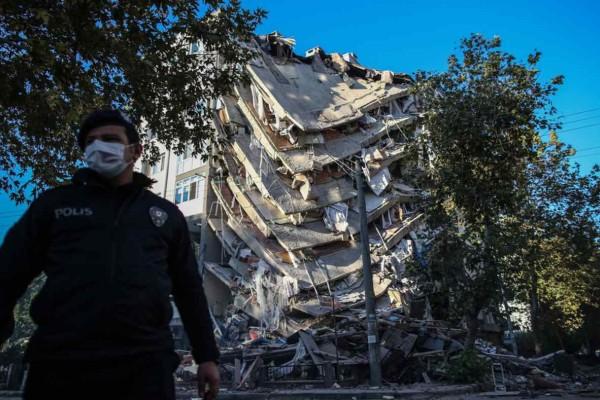 Τουρκία: Στους 51 οι νεκροί στην Σμύρνη από τον φονικό σεισμό