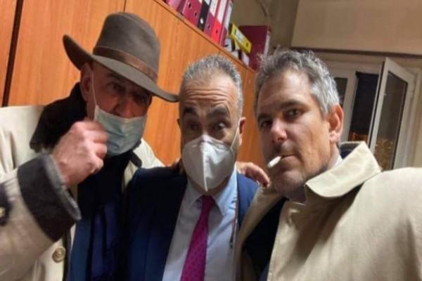 Το Κορωνό-παρτι του προέδρου του Δικηγορικού Συλλόγου Αθηνών - Χωρίς μάσκες, με σαμπάνιες εν μέσω lockdown
