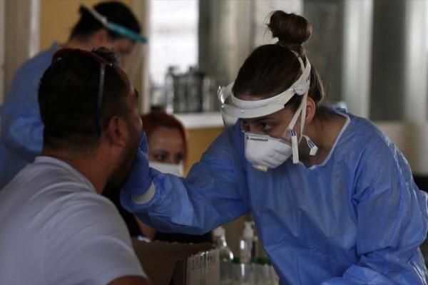 Κορωνοϊός: Σταθεροποιούνται τα κρούσματα στην Κοζάνη